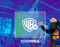 Warner Colombia Comic Con May 2017