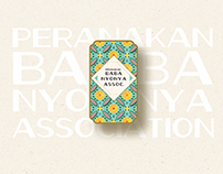 Logo for Peranakan baba nyonya association