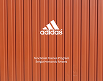 adidas FTP 2017 Application