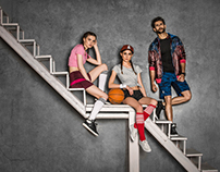 Jabong Fitness & Training SS'16 Campaign