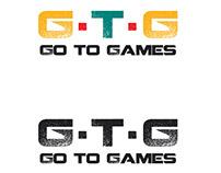 Go To Games Logo design