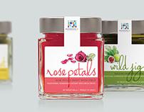Sweet Fruit Preserves Labels