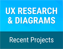 UX Research & Diagrams