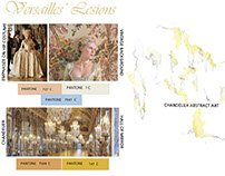 VERSAILLES LESIONS | FASHION PROJECT
