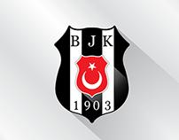 Beşiktaş Arma - Wallpaper