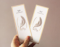 COTY Bookmark