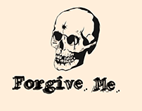 [Forgive Me]© clothing line