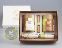 Packaging Design_Rare Tea Co
