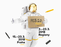 Febio Fest International Film Festival Identity