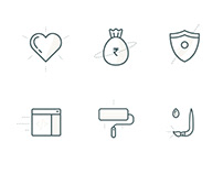 Iconography: Unlock Commerce