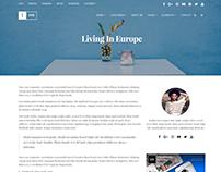 Ink Blog WordPress Responsive Theme