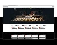 Tpot Recording Studio | Website