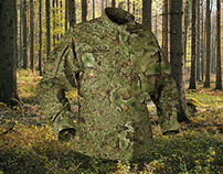 Forest ghosts camo