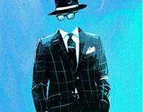 Window pane suit