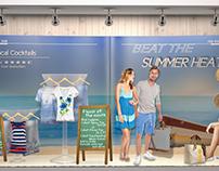 Visual Merchandise - Sugested execution