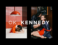 OK.. KENNEDY — Identity