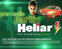 #PartiuHeliar
