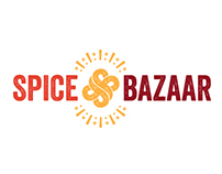 Spice Bazaar \ Two Logo Concepts