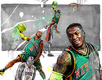 NBA- Slam dunk Contest