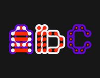 Sébastien Truchet Typeface
