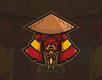 Samurai Mascot Project