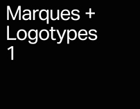 Marques + Logotypes 1