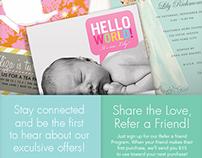Invitation Box Email Design