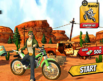 Bike Stunts 3D