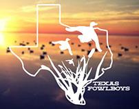 Texas Fowlboys Branding