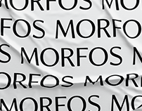 MORFOS Typeface
