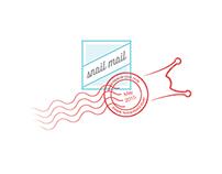 Snail Mail Designs