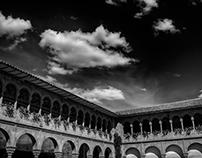 #Landscape Ancestral Sky Qorikancha / Cuzco