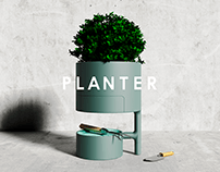 ELO - planter