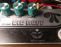 lxiv. EHX Big Muff, aka JMK Operational Muff