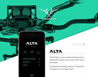 Freefly ALTA App
