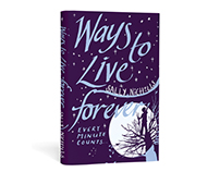Sally Nicholls - Ways to Live Forever Book Cover