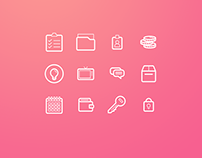 E-Commerce Icon Set