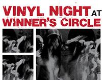 Vinyl Night Poster