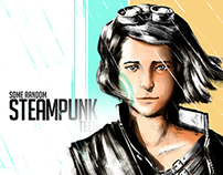 Some Random Steampunk Teen