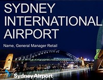 Sydney International Airport Presentation