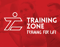 Training Zone Branding