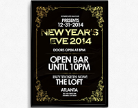 Flyer: New Years Eve