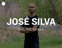 José Silva - Personal Trainer // Branding | Website