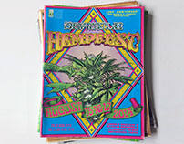 Seattle Hempfest 2014 Program Design