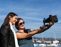 Selfies – the Analogue Way