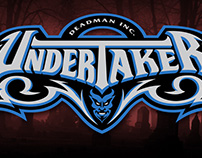 Brand Identity for WWE Personality Undertaker