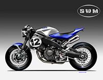 SWM 1200 CR SPARO