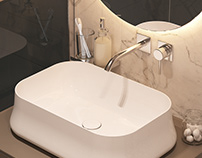 PUREWHITE Bathroom