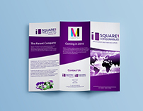 Square 1 branding