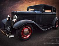 1932 Ford Duce Sedan